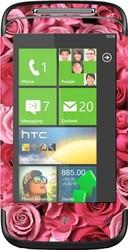 Фото виниловой наклейки на HTC 7 Mozart Vinil-Koritsa 20.0
