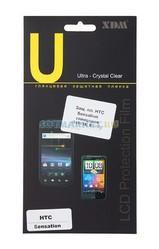 Защитная пленка для HTC Sensation глянцевая