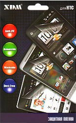 фото Защитная пленка для HTC X310E Titan XDM глянцевая