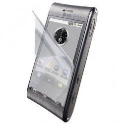 Защитная пленка для LG GT540 Vertex зеркальная