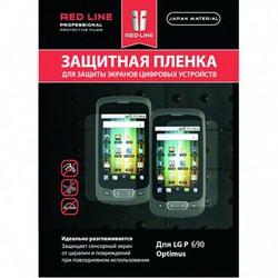 Защитная пленка для LG P690 Optimus Link Red Line