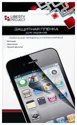 Фото защитной пленки для Apple iPhone 5 Liberty Project двойная+боковые поверхности прозрачная