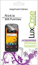 Защитная пленка для Nokia 808 PureView LuxCase антибликовая