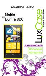 фото Защитная пленка для Nokia Lumia 920 LuxCase антибликовая