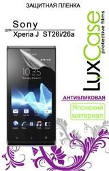 фото Защитная пленка для Sony Xperia miro LuxCase антибликовая