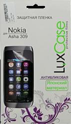 фото Защитная пленка для Nokia Asha 309 LuxCase антибликовая