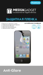 фото Защитная пленка для Samsung Galaxy S4 i9500 Media Gadget Premium матовая