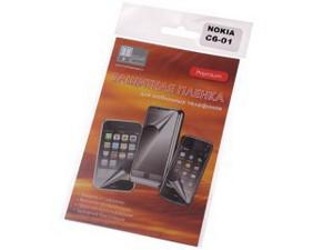 Защитная пленка для Nokia C6-01 Media Gadget Premium (RTL)