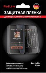 Защитная пленка для Nokia N900 Red Line