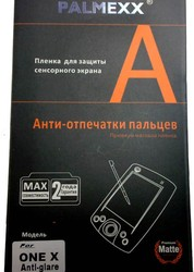 фото Защитная пленка для HTC One X Palmexx матовая