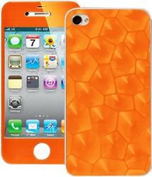 Защитная пленка для Apple iPhone 4 Prolife 3DMax (набор)