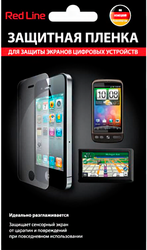 фото Защитная пленка для Samsung N7100 Galaxy Note 2 Red Line матовая
