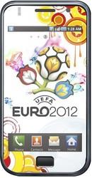 Фото виниловой наклейки на Samsung i9000 Galaxy S Vinil-Koritsa Euro2012