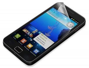 Защитная пленка для Samsung i9100 Galaxy S 2 Promate SGIISP.M матовая
