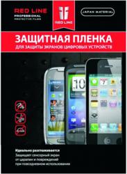 фото Защитная пленка для Lenovo IdeaPhone A316i Red Line матовая