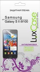 Защитная пленка для Samsung i9100 Galaxy S 2 LuxCase антибликовая