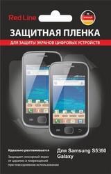 фото Защитная пленка для Samsung S5360 Galaxy Y Red Line матовая