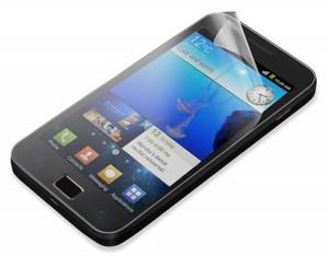 Защитная пленка для Samsung i9100 Galaxy S 2 Puro Antifinger