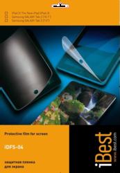 фото Защитная пленка для Samsung GALAXY Tab 2 10.1 P5100 iBest iDFS-04