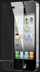 Защитная пленка для Apple iPhone 4 SGP Oleophobic Coated Tempered Glass 'Glas T'