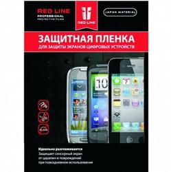 Защитная пленка для Sony Ericsson Walkman Red Line матовая