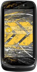 фото Наклейка на Nokia Lumia 610 Vinil-Koritsa Абстракция №006