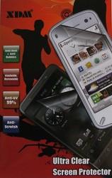 Защитная пленка для HTC Sensation XL XDM матовая