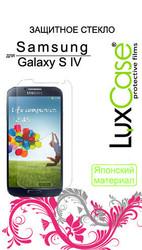 фото Защитная пленка для Samsung Galaxy S4 i9500 LuxCase защита глаз