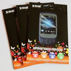 Защитная пленка для HTC MAX 4G T8290 XDM матовая