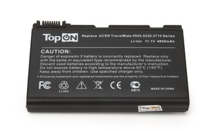 Аккумулятор для Acer Extensa 5220 (p/n TM00741) SotMarket.ru 1890.000