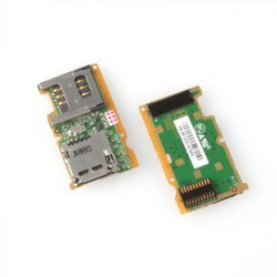 фото Считыватель SIM-карты и карты памяти для Sony Ericsson G900 с антенной