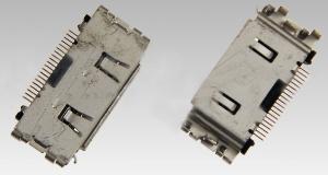 фото Разъем (коннектор) зарядки для Samsung G400 ORIGINAL