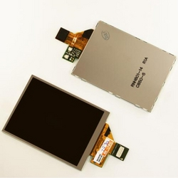 Фото экрана для телефона Sony Ericsson W302