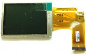 Дисплей для Canon PowerShot A550 в рамке со шлейфом