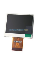 фото Дисплей для Sony Cyber-shot DSC-S500 в рамке со шлейфом