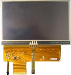 "фото Дисплей для GPS 4.3"" Sharp LQ043T1DG03 480x272 LED с тачскрином"