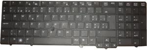фото Клавиатура для HP EliteBook 8540p