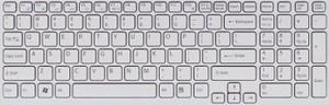 фото Клавиатура для Sony Vaio VPC-EL White