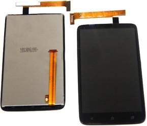 фото Дисплей для HTC One X с тачскрином