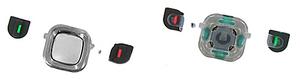 фото Кнопка джойстика верхняя для HTC Touch P3450