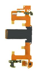 фото Шлейф для Nokia N97 с компонентами и камерой
