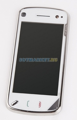 фото Тачскрин для Nokia N97 в рамке