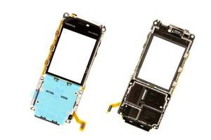 фото Подложка клавиатуры для Nokia 5310 XpressMusic с рамкой и стеклом