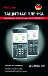 Защитная пленка для Nokia E72 Red Line