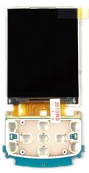 фото Дисплей для Samsung C3310 с клавиатурной подложкой