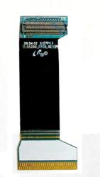 фото Шлейф для Samsung S5200 с компонентами ORIGINAL