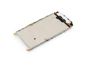фото Рамка дисплея для Sony Ericsson XPERIA Neo в сборе с подложкой клавиатуры ORIGINAL