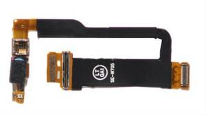 фото Шлейф для Sony Ericsson W705 с динамиком, разъемом для камеры