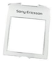 фото Защитное стекло дисплея для Sony Ericsson J210i