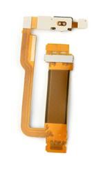 фото Шлейф для Sony Ericsson G705 с динамиком, разъемом для камеры